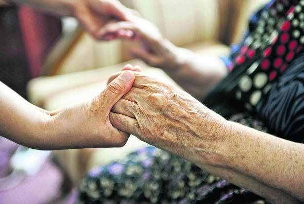 This Is Wiltshire: Services will need to adapt quickly to deal with the area's growing numbers of elderly