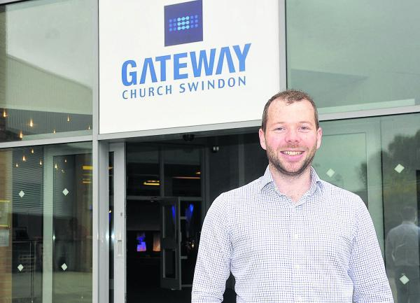 This Is Wiltshire: Colin Thornton is a new team leader at Gateway Church, Stonehill Green