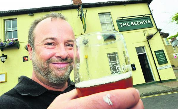 This Is Wiltshire: Make a beeline for pub's event