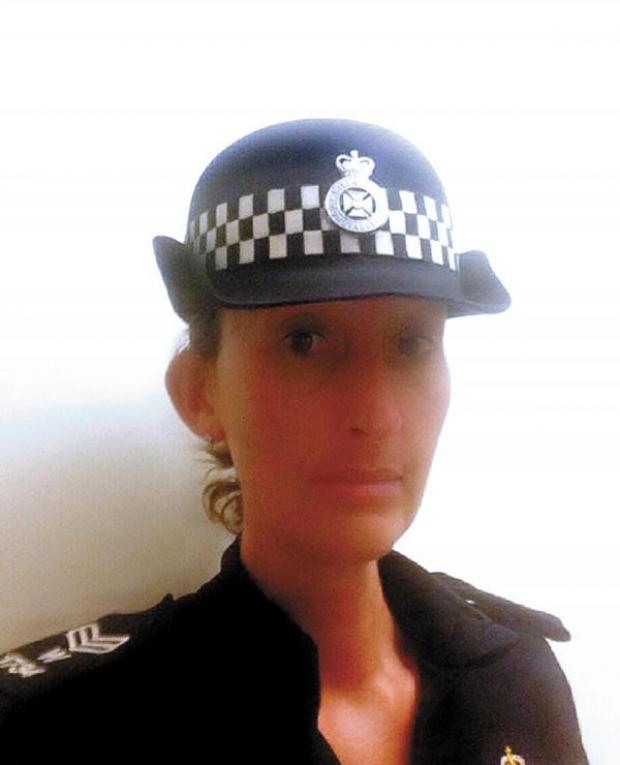 This Is Wiltshire: Sgt Clare Wallace