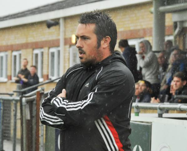This Is Wiltshire: Wootton Bassett boss Paul Braithwaite