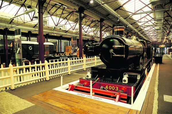This Is Wiltshire: The Steam Museum