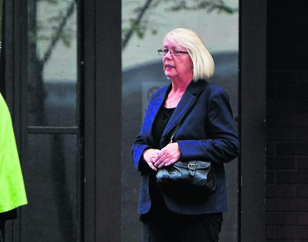 This Is Wiltshire: Angela Barefoot  took advantage of an elderly man to plunder his bank account