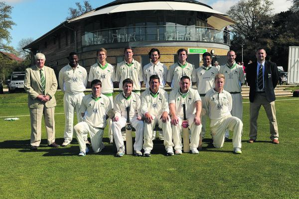 This Is Wiltshire: Wiltshire's 2014 squad will face Staffordshire in the county championship final at Salisbury from Sunday