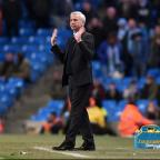 This Is Wiltshire: Newcastle manager Alan Pardew is happy with his squad