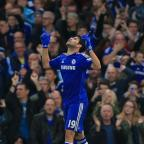This Is Wiltshire: Chelsea striker Diego Costa scored against West Brom on Saturday