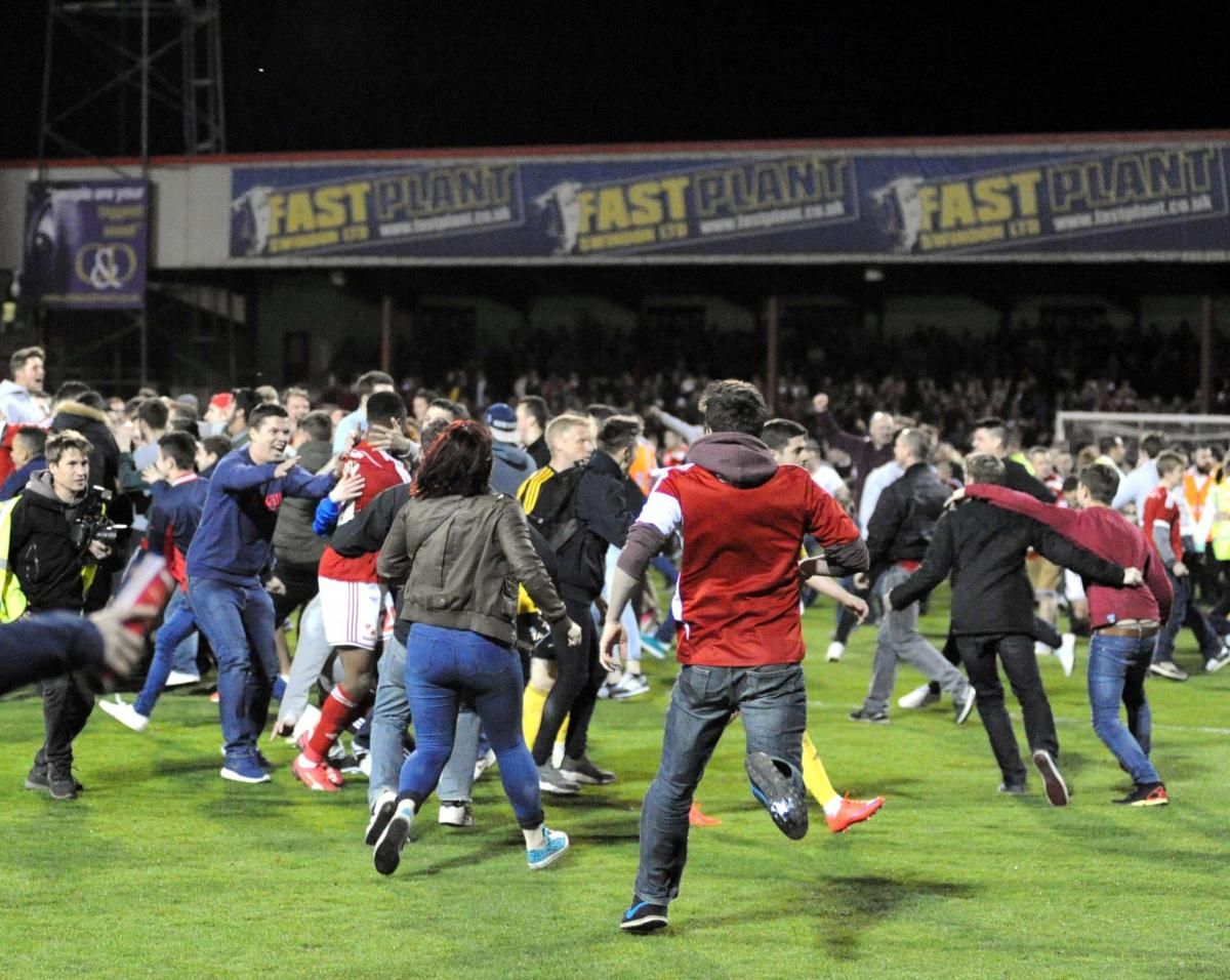 PLAY-OFFS 2015: Now win it for us all!   This Is Wiltshire