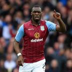 This Is Wiltshire: Christian Benteke has been linked with a move away from Aston Villa this summer