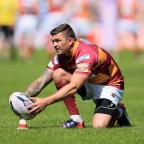 This Is Wiltshire: Danny Brough scored his 100th career try as Huddersfield beat Hull KR