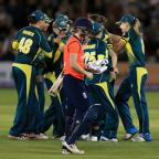 This Is Wiltshire: Australia regained the Ashes with victory at Hove