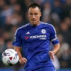 This Is Wiltshire: John Terry is likely to miss Chelsea's trip to Tottenham with an ankle injury sustained in the win at Maccabi Tel Aviv
