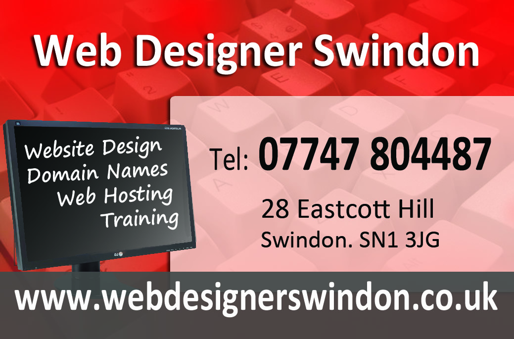 Web Designer Swindon