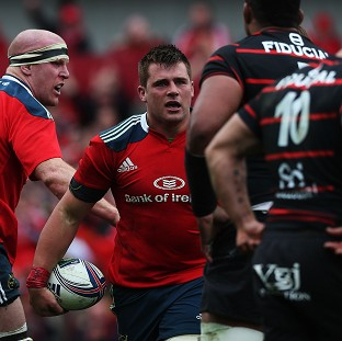 CJ Stander poised for Ireland debut in Six Nations opener against Wales