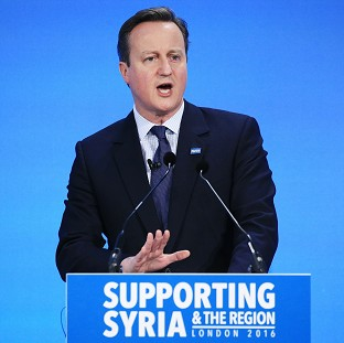 David Cameron asked to address plight of Syria's orphaned refugees