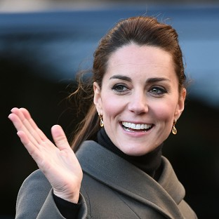 Duchess of Cambridge to mark Air Cadets' 75th anniversary