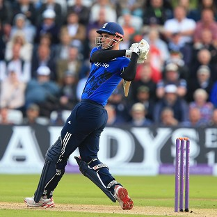 Alex Hales ready for next challenges after match-winning innings