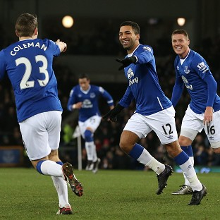 Everton manager Roberto Martinez backs Aaron Lennon for England recall