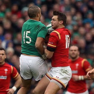 Dan Biggar ankle blow jolts Wales after Six Nations draw with Ireland