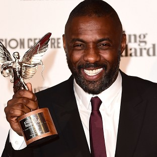 Idris Elba and Dame Maggie Smith triumph at film awards