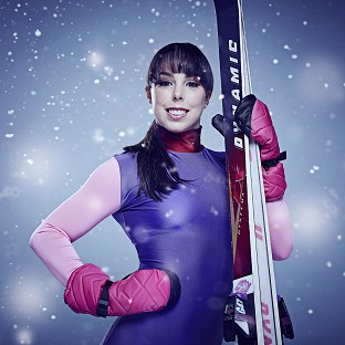 Beth Tweddle takes first steps after undergoing neck surgery