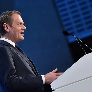 Britain's EU reform negotiations remain 'fragile', admits Donald Tusk
