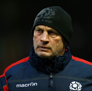 Scotland coach Vern Cotter stays optimistic ahead of Six Nations game in Cardiff