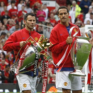 Giggs would be a gamble for Manchester United, claims Rio Ferdinand