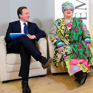 Kids' Company founder denies 'mesmerising' David Cameron