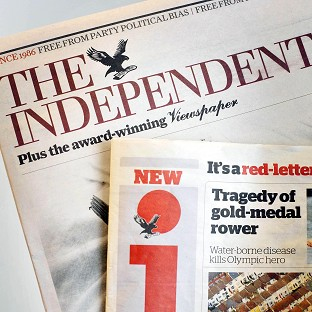 Closure of Independent print titles 'puts 75 jobs at risk'
