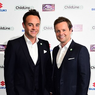 Queen asked for us to host 90th birthday show, say Ant and Dec