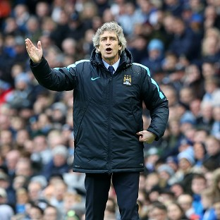Manuel Pellegrini tells Manchester City to prove title credentials against Spurs