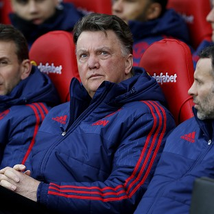 Louis van Gaal says Europa League win is best bet for Champions League next year