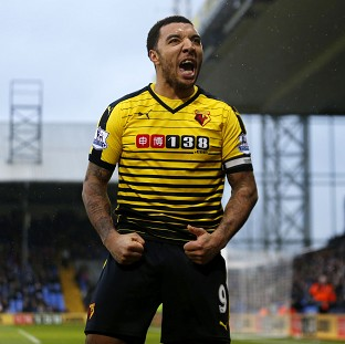 Quique Sanchez Flores backs Troy Deeney for England after Watford sink Palace