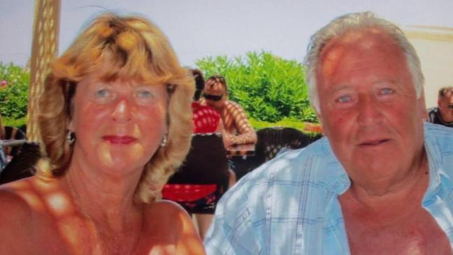 Eileen Swannack and John Welch were killed in last year's Tunisia attacks