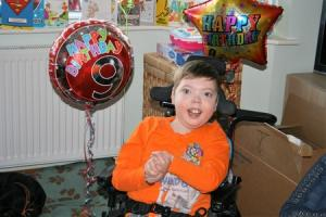 Max Keegan who needs a chair for his dialysis with his parents Dale and Claire
