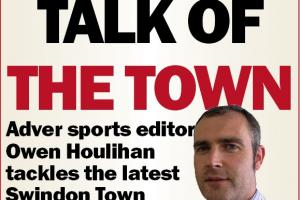 TALK OF THE TOWN: Silence 'upstairs' hangs Williams out to dry