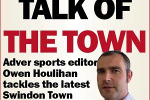 TALK OF THE TOWN: Walking with their eyes wide shut into League Two