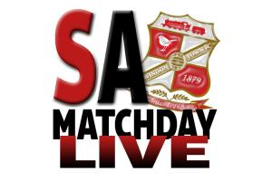 MATCHDAY LIVE: Swindon Town v Millwall