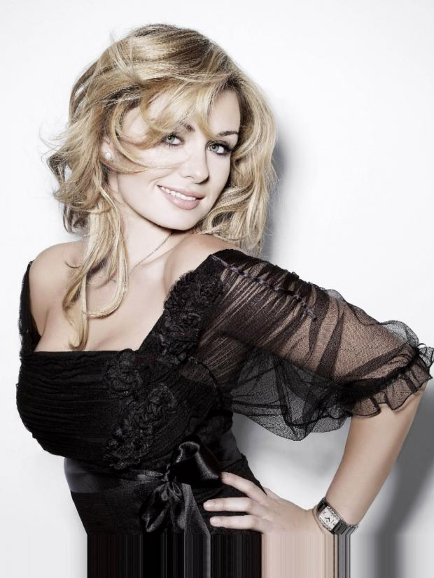 This Is Wiltshire: Katherine Jenkins will appear at Westonbirt Arboretum