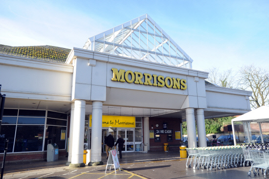 Morrisons in Devizes.