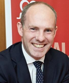 Justin Tomlinson, MP for North Swindon