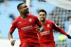 GALLERY: Coventry City 1 Swindon Town 3