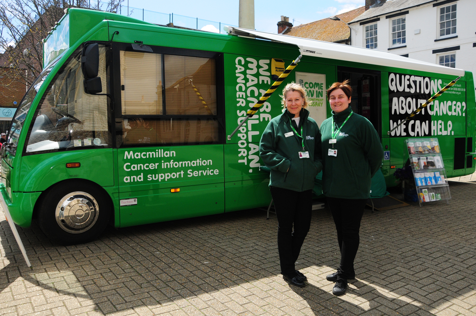 Macmillan Cancer Support Information Service in Chippenham