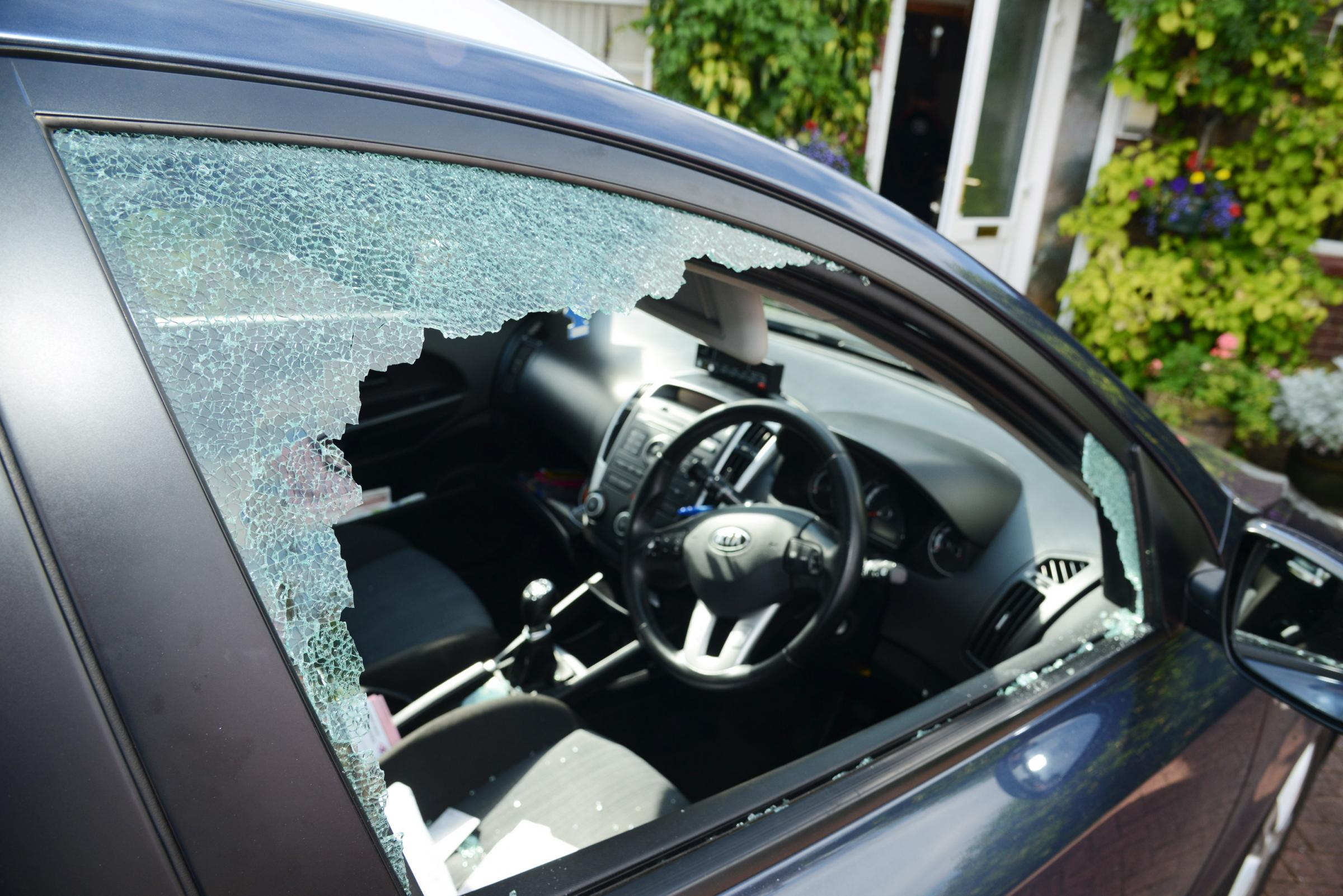 Minicab drivers have been targeted by thieves. Picture: THOMAS KELSEY