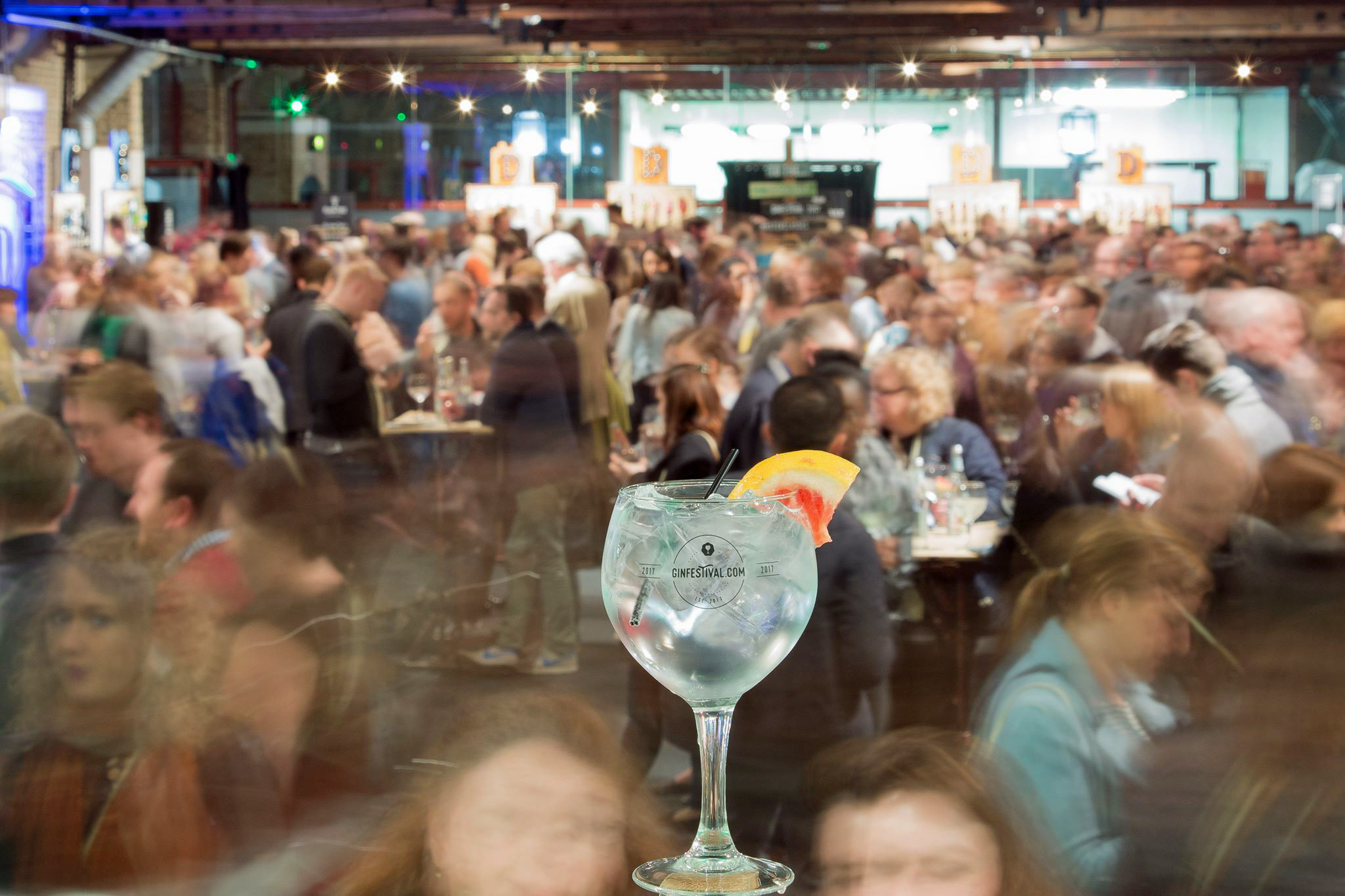This year's Gin Festival will be held from May 11 to May 13
