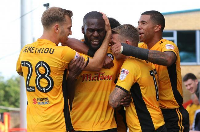 Town's Newport fixture to be rearranged following County's fourth round FA Cup win