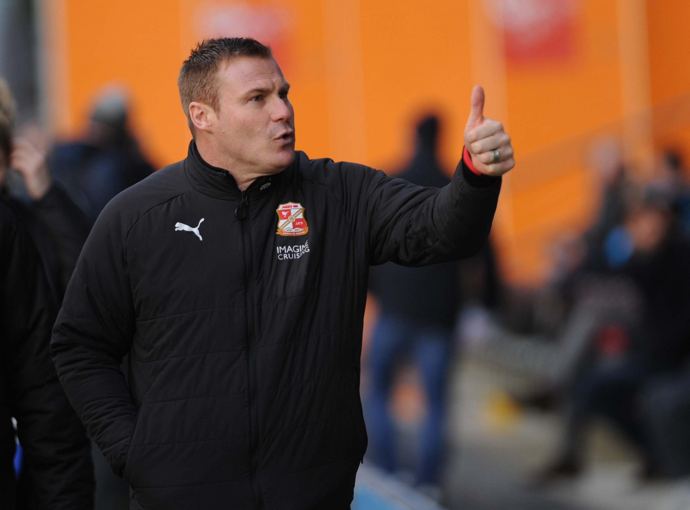 David Flitcroft has a Manager of the Month award nomination