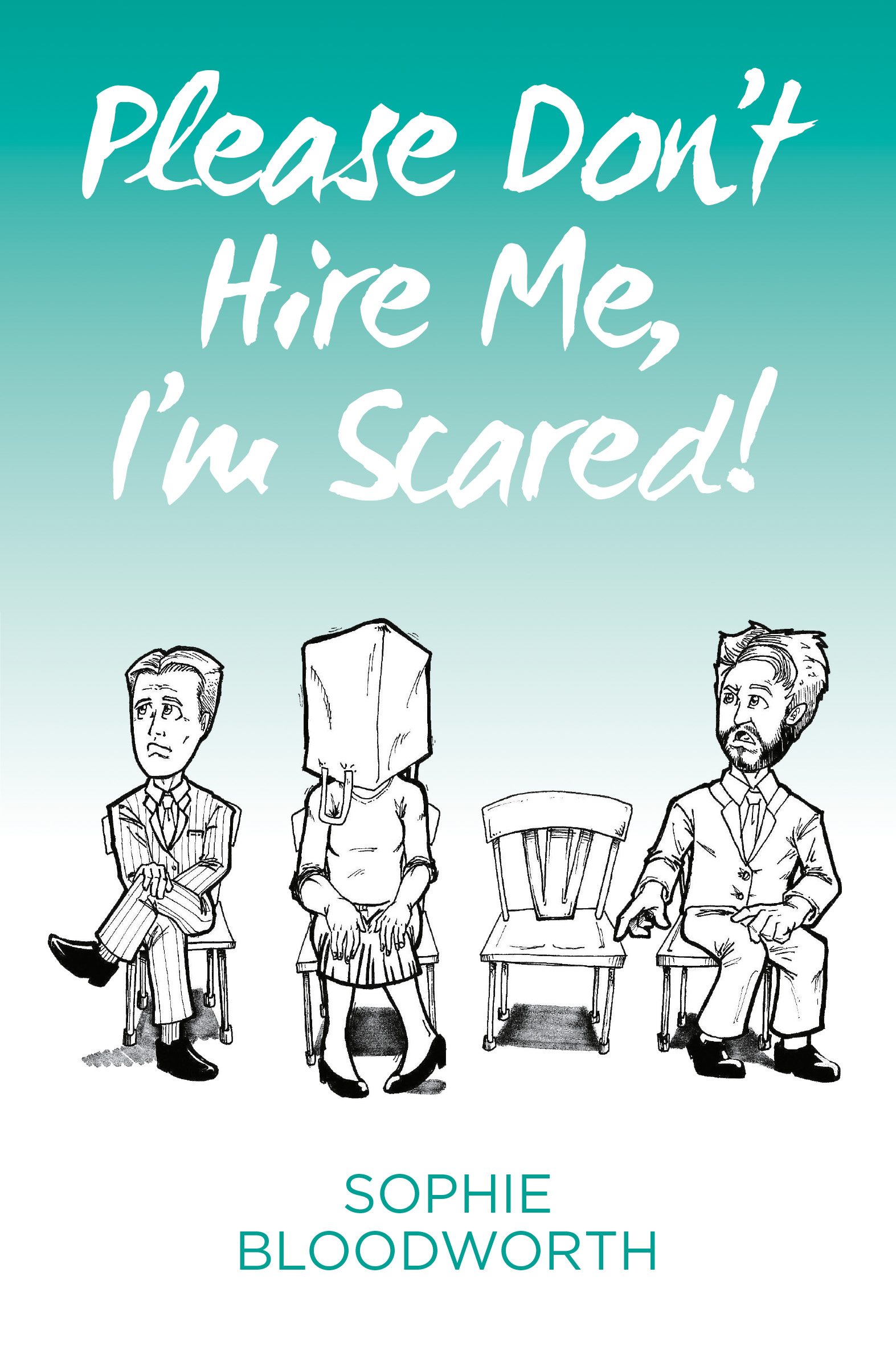 'Please Don't Hire Me, I'm Scared!' Book Signing