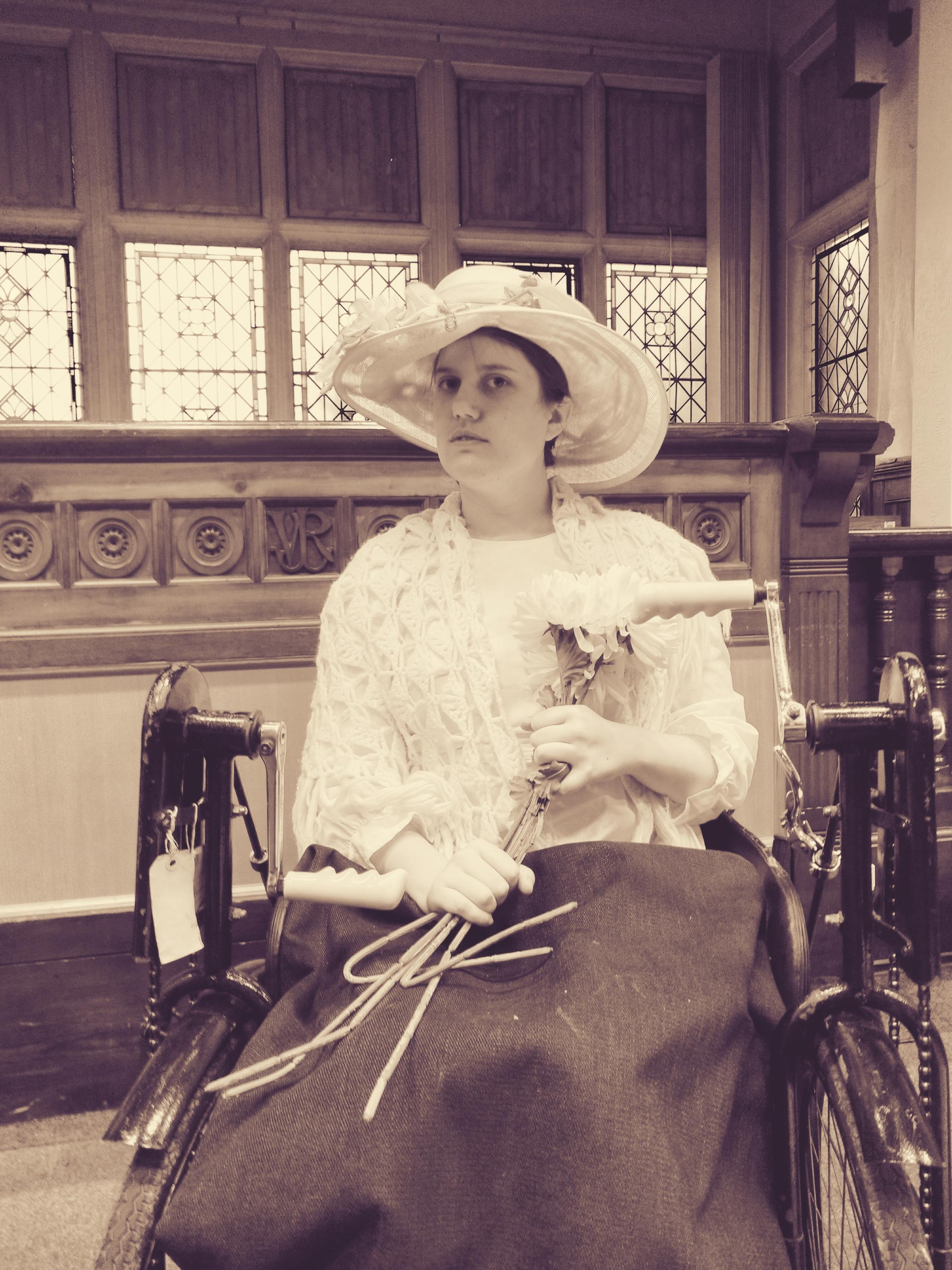 May - A Suffragette's Story