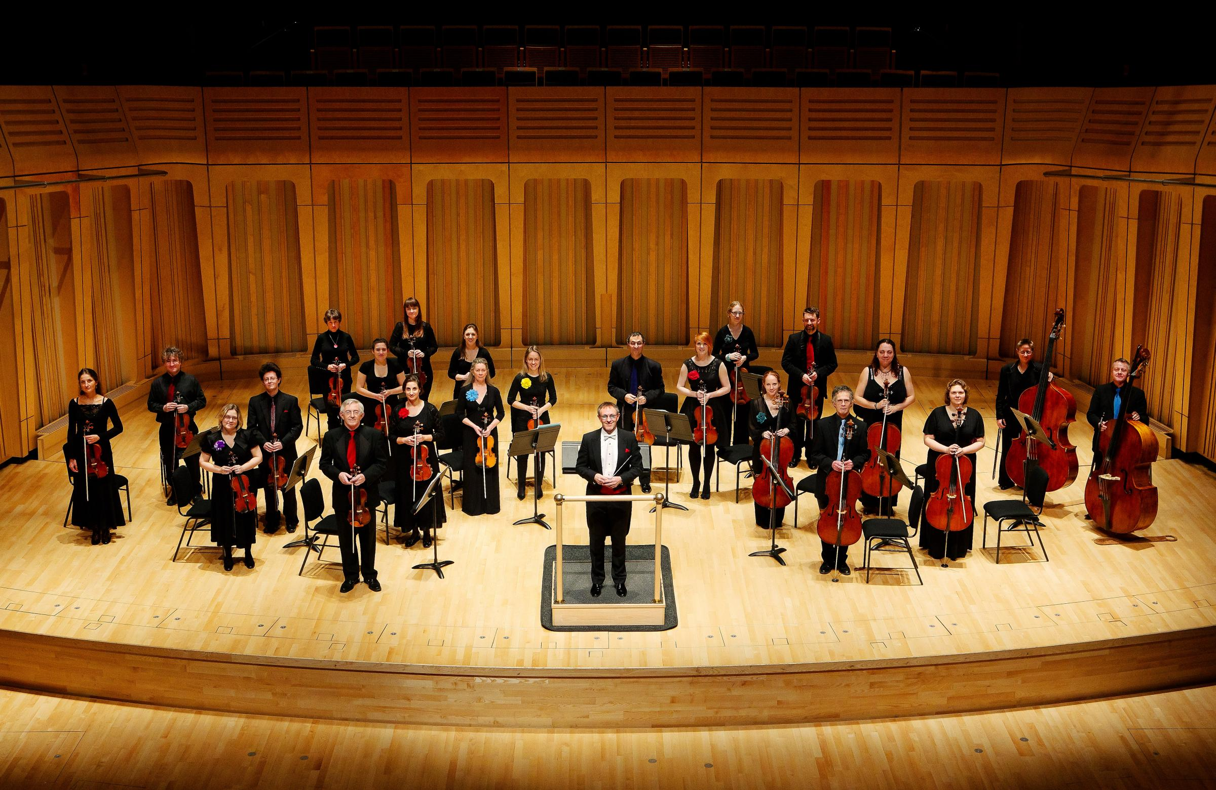 Welsh Sinfonia in Wiltshire